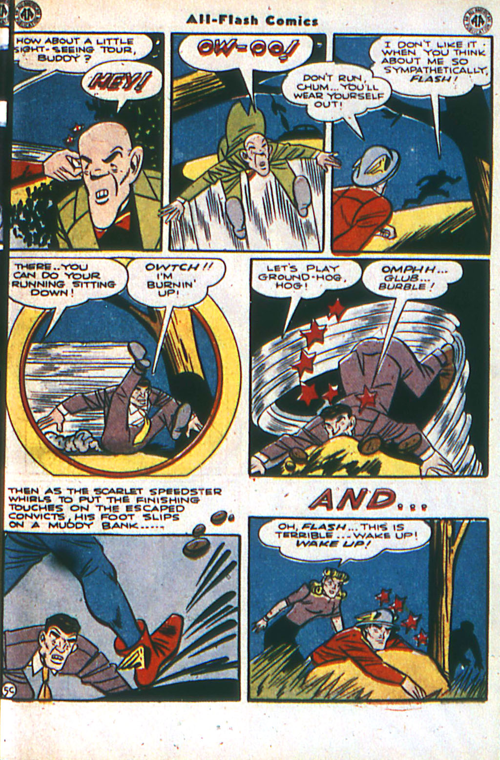 Read online All-Flash comic -  Issue #20 - 41