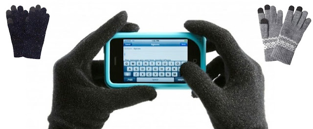 Regalo publicitario guantes tactiles
