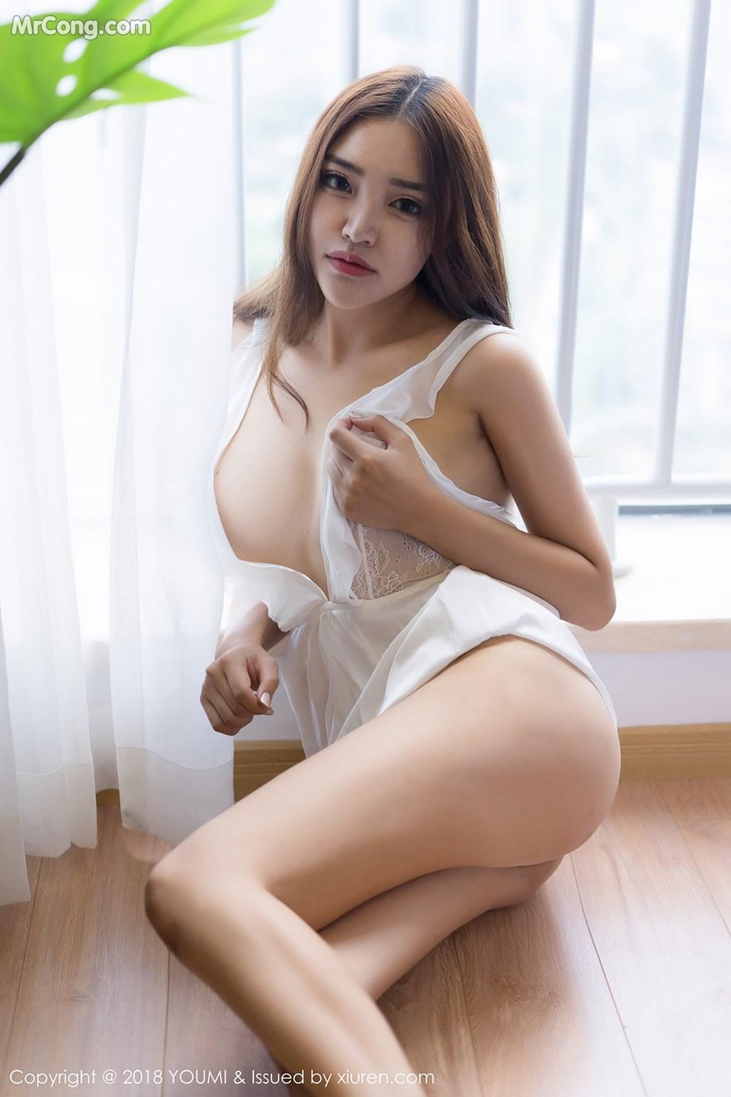 Image YouMi-Vol.232-MrCong.com-010 in post YouMi Vol.232: Người mẫu 拉菲妹妹 (45 ảnh)