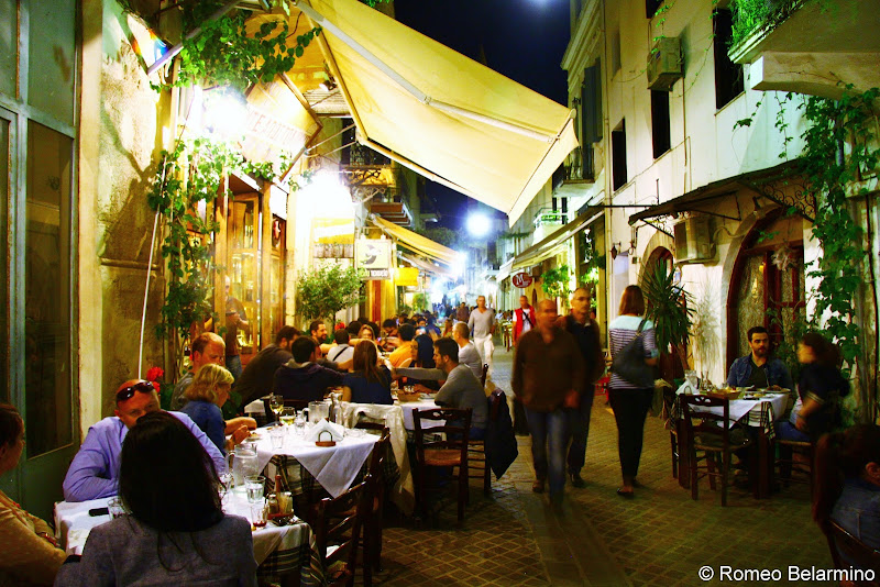 Splantzia Neighborhood Places to Eat in Chania Crete