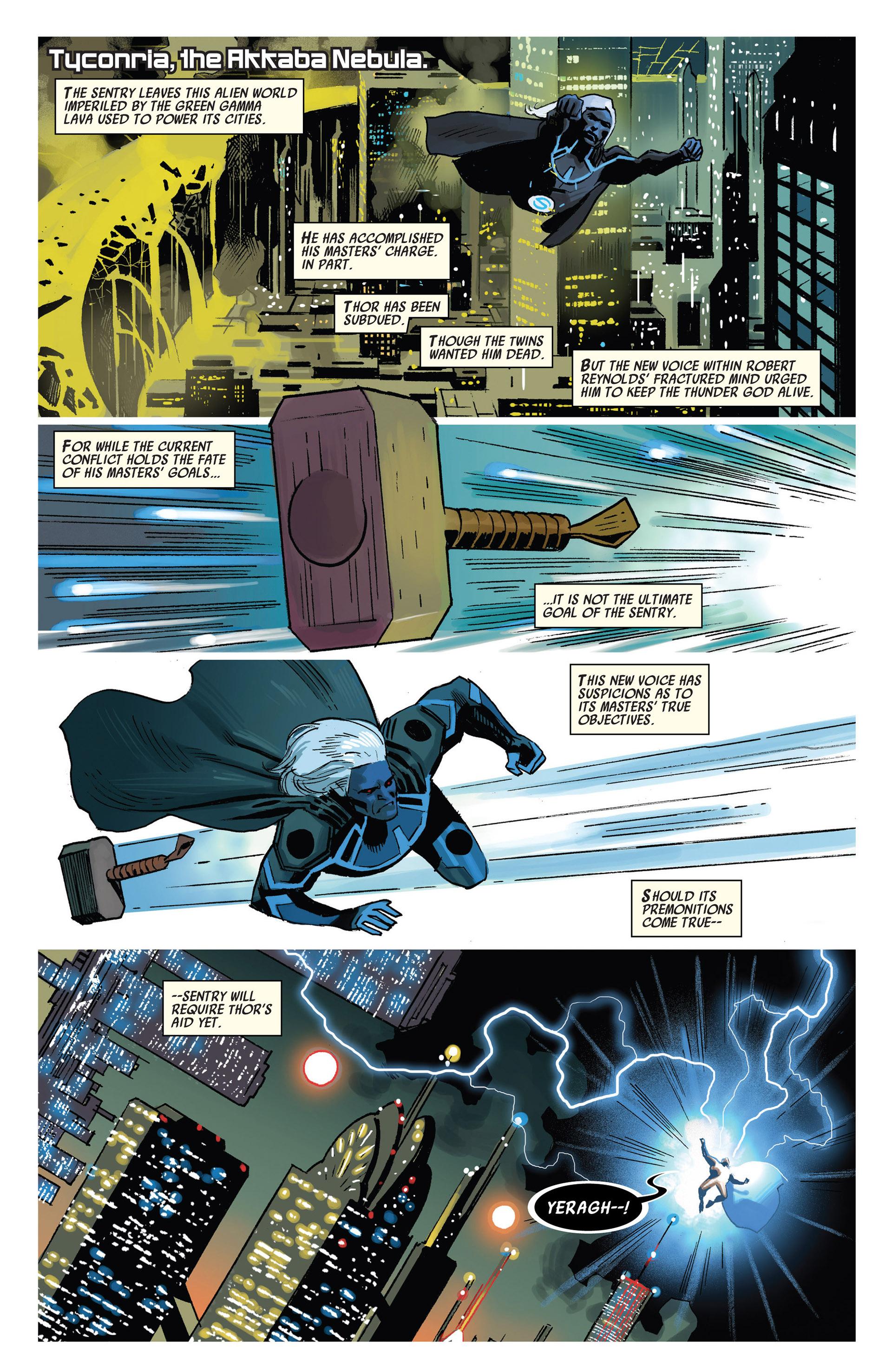 Read online Uncanny Avengers (2012) comic -  Issue #11 - 15