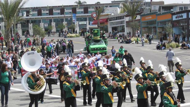 Onde comemorar o St. Patrick's Day em Los Angeles