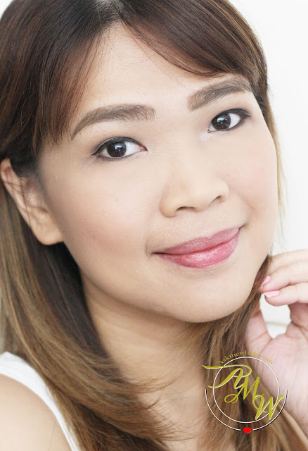 a photo of nikki tiu wearing Cathy Doll Nude Me Eyeshadow (Nude) Askmewhats