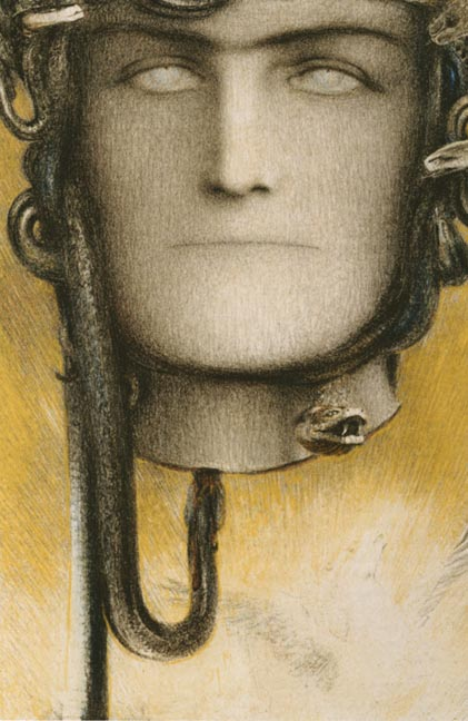 Resultado de imagen de blogspot, Fernand Khnopff (1858-1921)