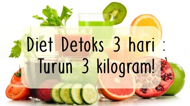 7 Hari Pelan Makan untuk Program Detoks Shaklee (1)