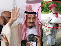 Siapakah Sosok Perempuan Misterius Yang Mendatangi Penginapan Raja Salman...???