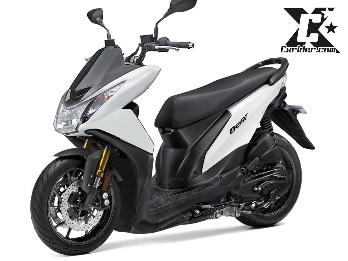 106 Bengkel Modifikasi Honda Beat Fi Modifikasi Motor Beat Terbaru