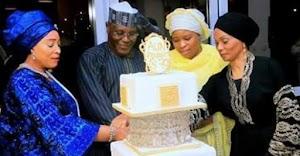 See More Photos From Atiku Abubakar's 70th Birthday Party