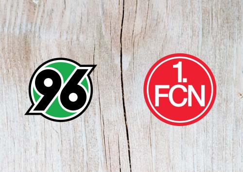 Hannover 96 vs Nuernberg  - Highlights 9 February 2019