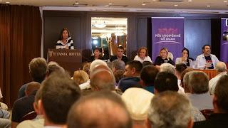 Ύβρεις και τραμπουκισμοί σε προεκλογική εκδήλωση του ΣΚ στην Αθήνα