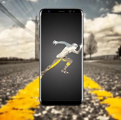 Réinitialiser Samsung S9