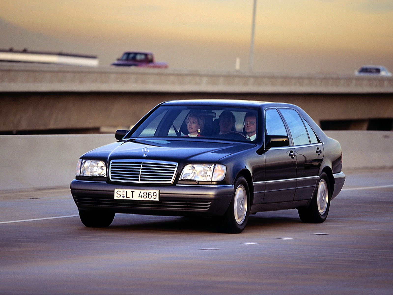 MERCEDES BENZ BLOG: Mercedes-Benz W140 S-Klasse(for more please
