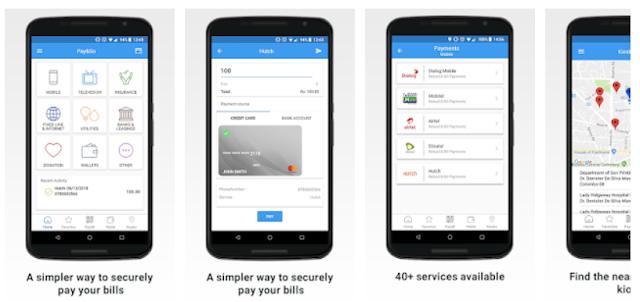 YouthApps - Pay&Go Sri Lanka Mobile app
