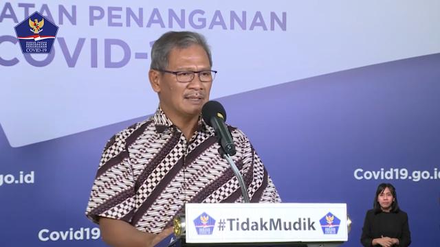 Achmad Yurianto Ungkap RS Darurat Wisma Atlet Dinyatakan Sebagai RS Karantina