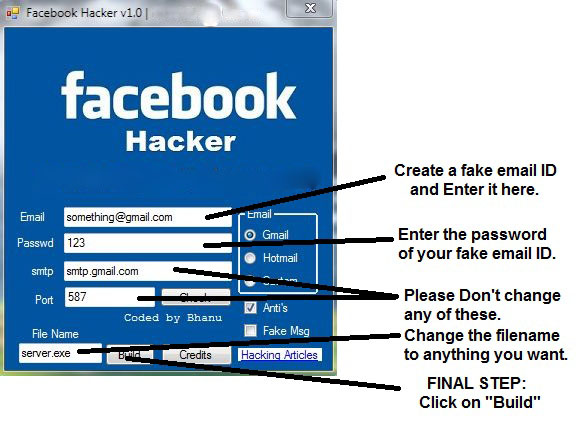 How to get facebook back from hacker