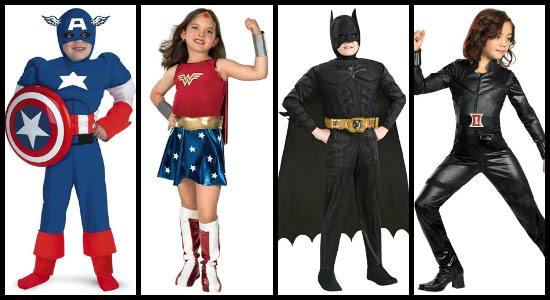 Jangan Dibiarkan Jika Anak Sangat Mengidolakan Super Hero? Ini Bahaya yang Tak Pernah Tersadari