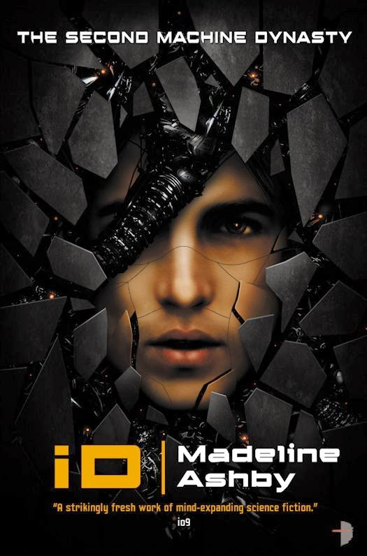 Reviews: Vn and iD by Madeline Ashby