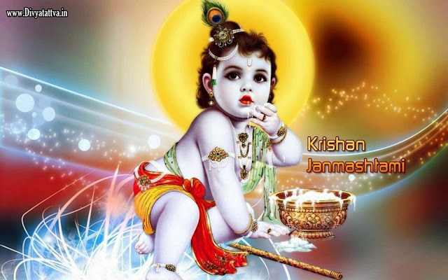 Baby krishna wallpapers, Janamshtami desktop backgrounds hd