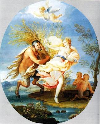 Pan e Siringa, Teresa del Po
