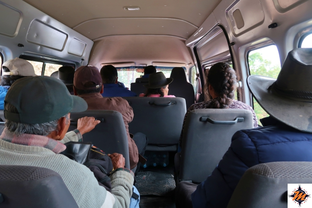 Da Ayacucho a Cancha Cancha