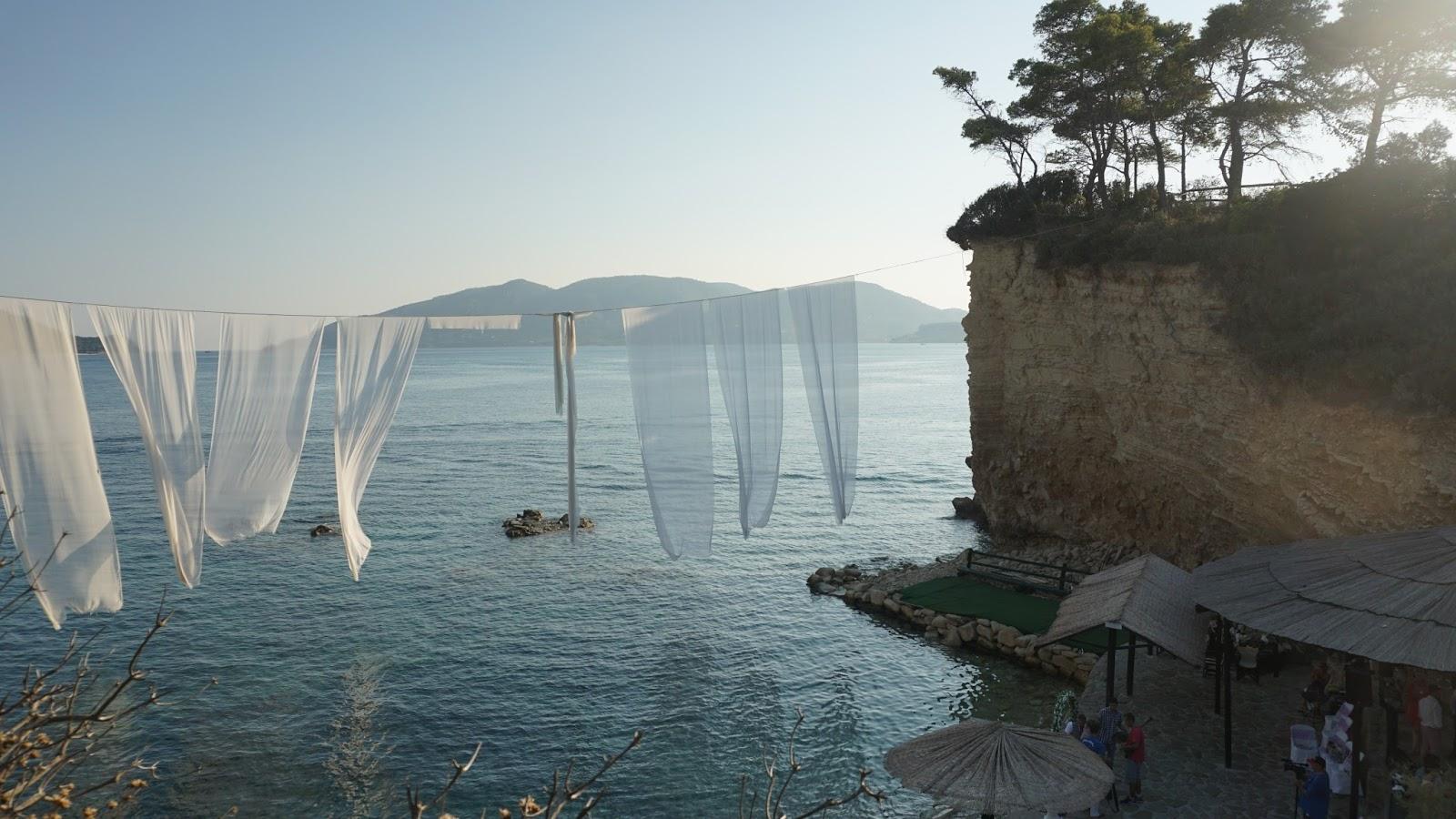 Plaża Ślubów, cameo island, wyspa cameo, agios sostis, laganas, zakintos, grecja