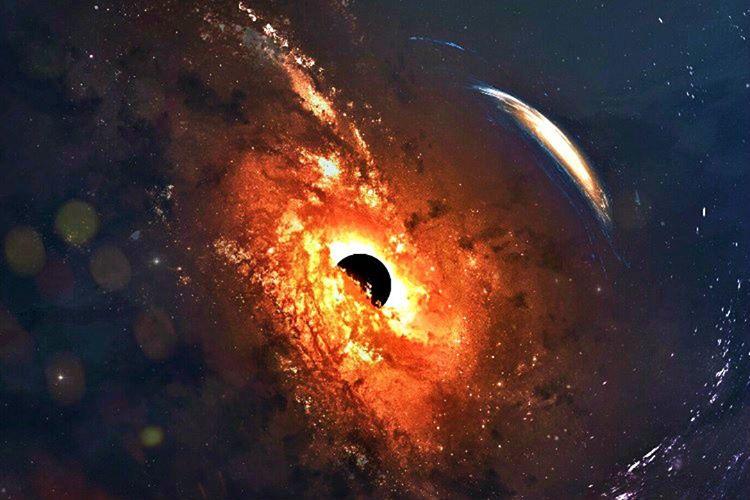 Nasa yıllar sonra gerçek bir kara delik resmi yayımladı ve bunu tüm dünyayla paylaştı.