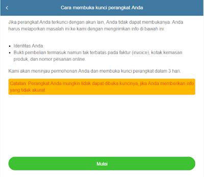 Reset/Bypass Akun MI Redmi Cloud