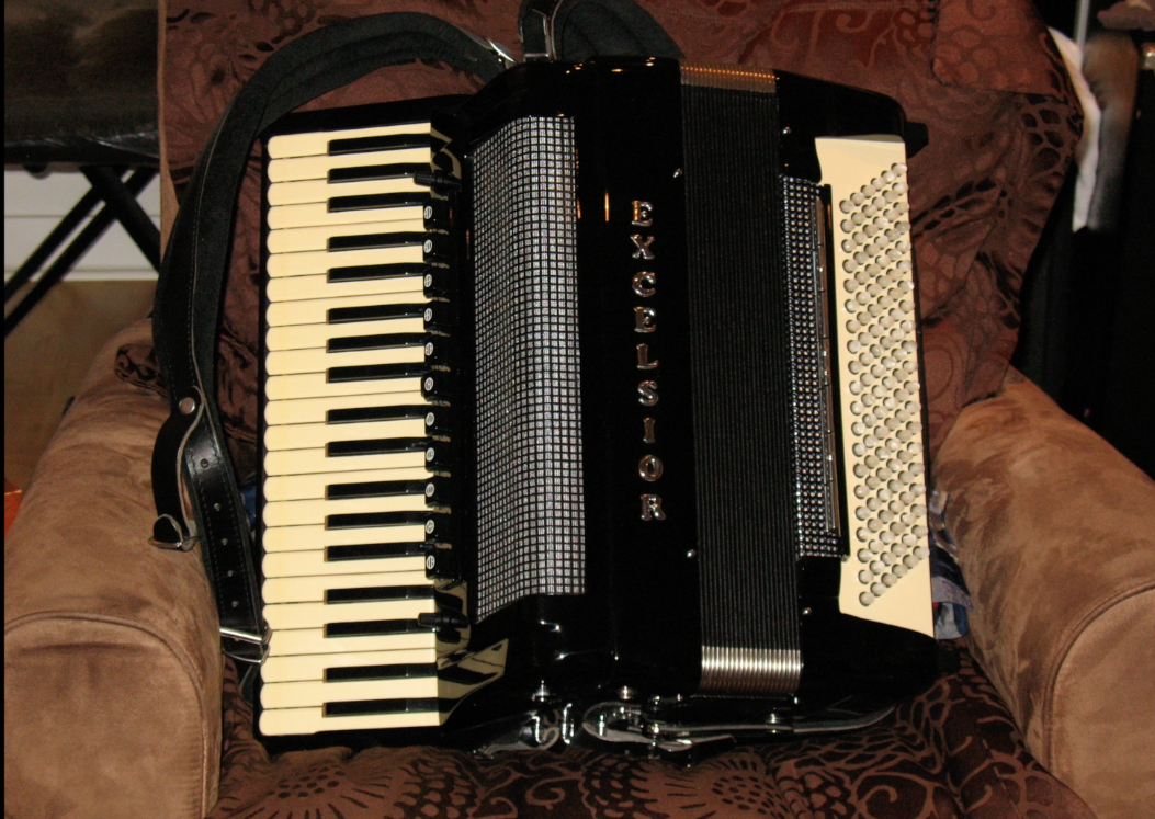 Woodshedding On Excelsior Accordion Jon Hammond Jazz and Blues