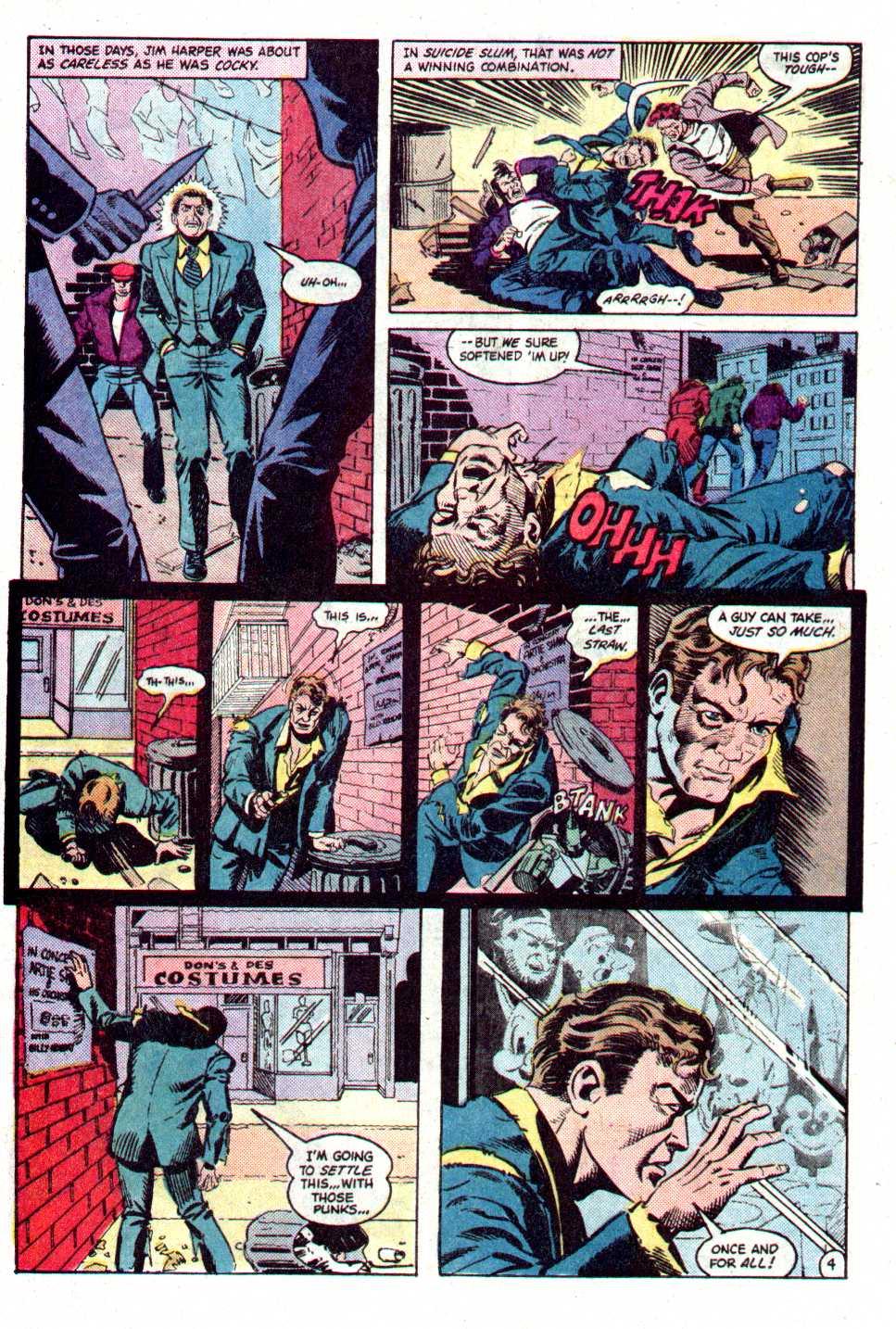 Read online Secret Origins (1986) comic -  Issue #19 - 25