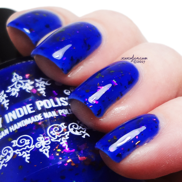 xoxoJen's swatch of My Indie Polish The CNE