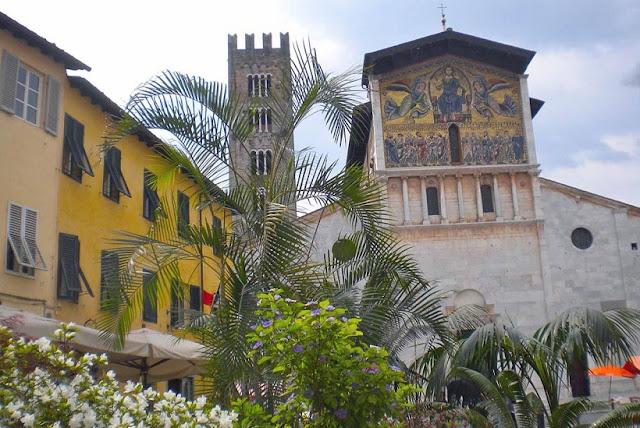 Basílica de São Frediano em Lucca