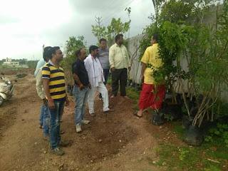 Nakshatra Vatika-नक्षत्र वाटिका झाबुआ नक्षत्र वाटिका, नवग्रह के पौधे