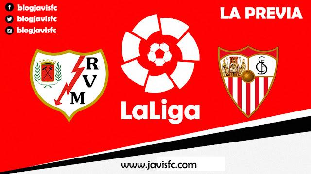 Previa Rayo Vallecano - Sevilla FC