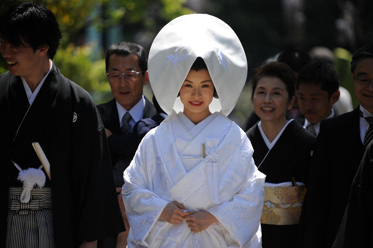 Aka Tombo Millinery: Japanese Weddings