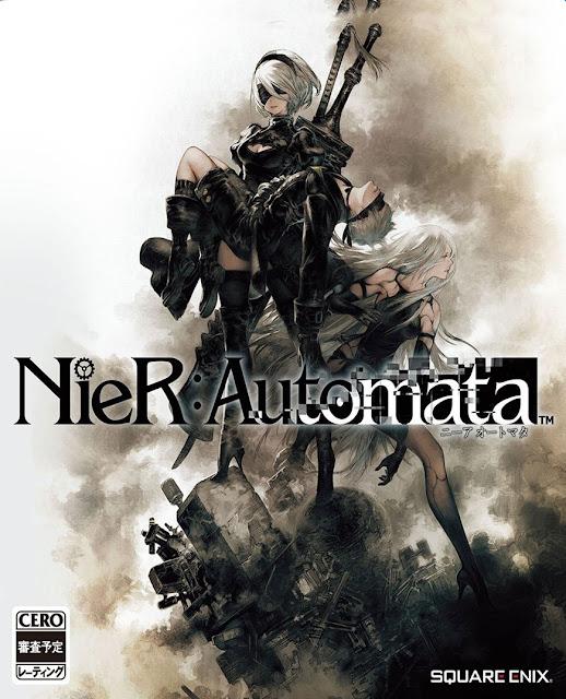 Detonado - Nier Automata