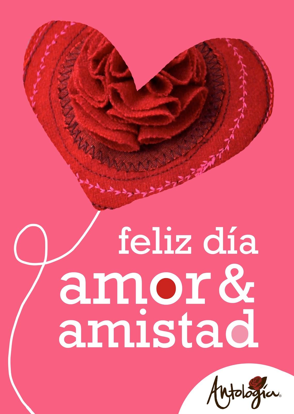 Antología Amor Amistad