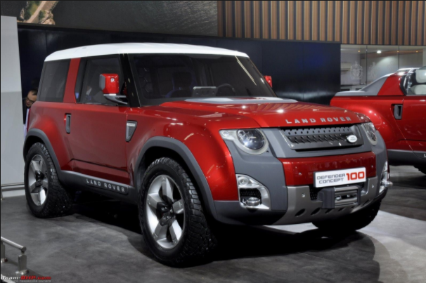 2019 land rover defender concept design efficiency and prices cars upcoming report. Black Bedroom Furniture Sets. Home Design Ideas