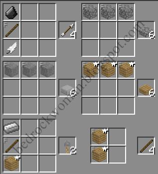 Minecraft Todos Los Crafteos De Minecraft 111