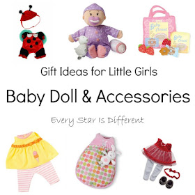 Baby Doll and Accessory Gift Ideas for Little Girls