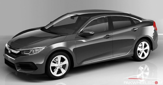 Model Honda Civic Baru 2016 (Generasi ke-10)