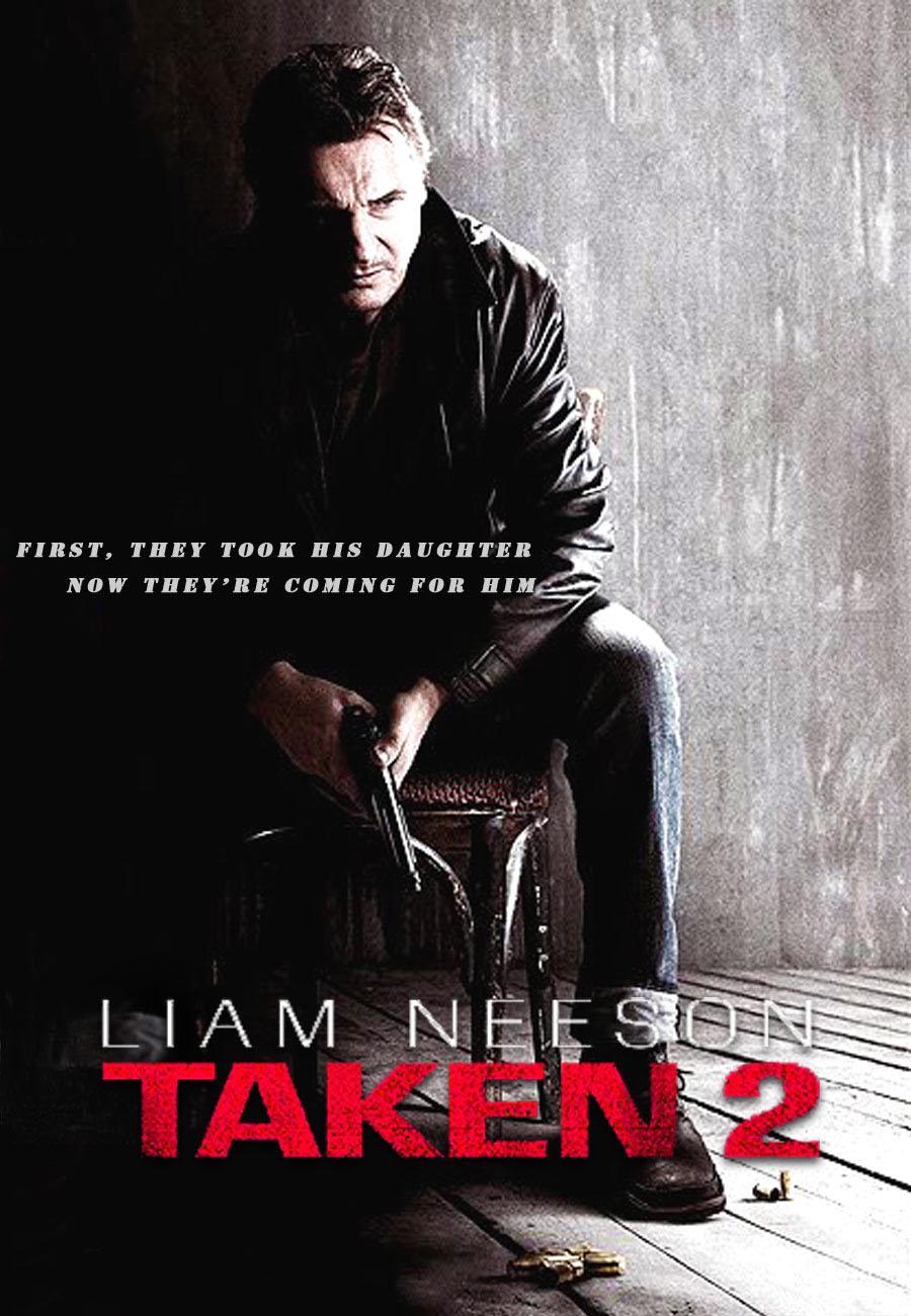 Nonton Film Taken 2 (2012)