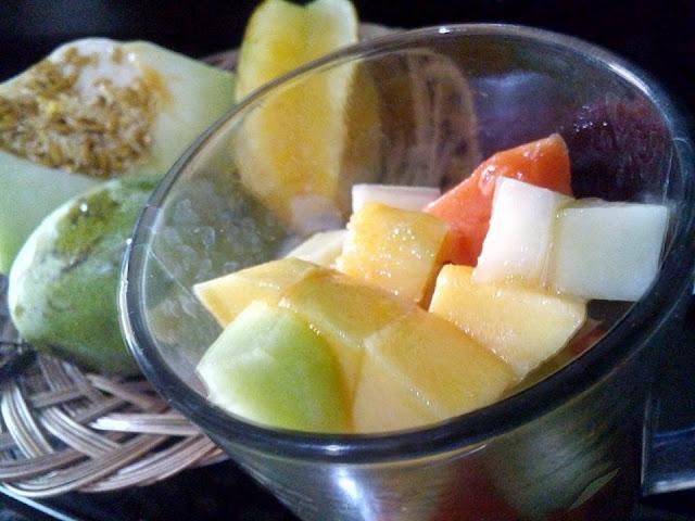 makan sayur dan buah agar sehat