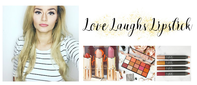 Love Laughs Lipstick Blog
