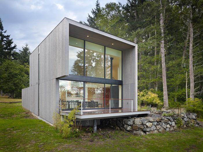 Cabaña Doe Bay - Heliotrope Architects