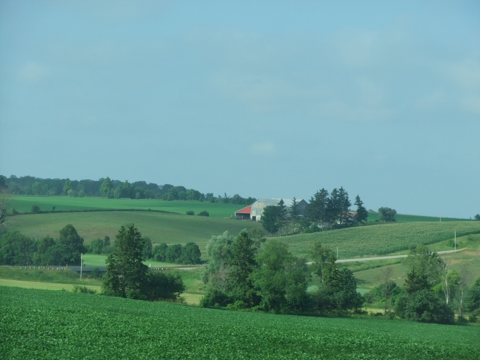 Just North of Wiarton & South of the Checkerboard