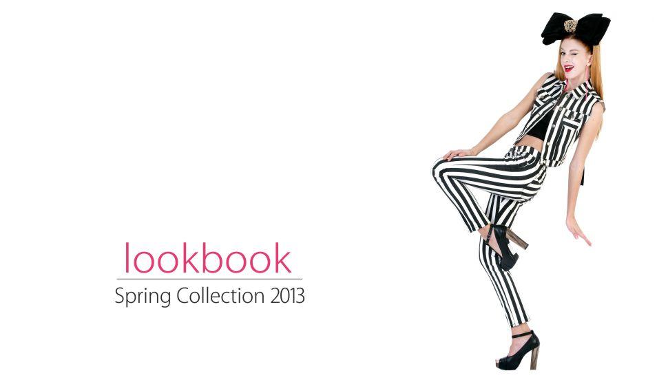 5c314e132adc Pink Woman  Το lookbook Άνοιξη 2013