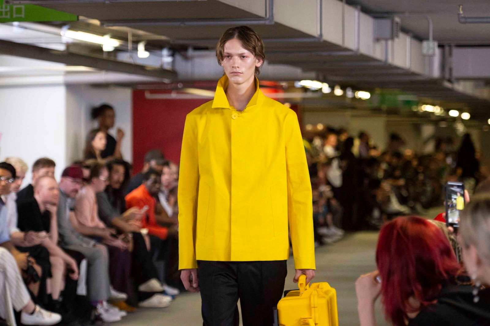 London Fashion Week - Home 47