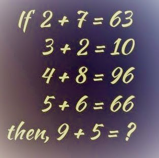 Math Logical Equation