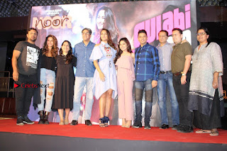 Actress Sonakshi Sinha at the Song Launch of Film Noor  0066.JPG