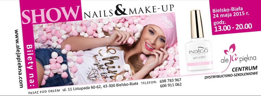 ALEJA PIĘKNA NAILS & MAKE UP SHOW